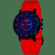 Easyread Time Teacher Watch Red Blue Dyslexiadublin Ie